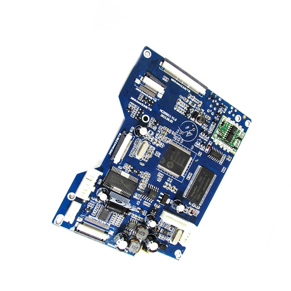 三维成像激光雷达电路板PCBA加工