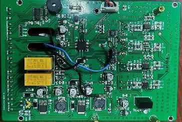 Smt贴片加工—超声波机电路板